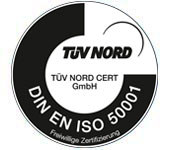 TÜV Nord ISO 50001